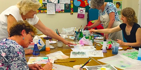 Adult Watercolour Painting Course tickets