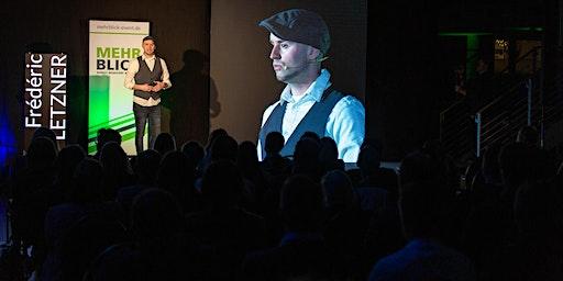 MEHRBLICK - Die Speaker Night für Gründer und Selbstständige - Oberhausen