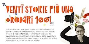 Venti Storie Più Una 100 Anni di Rodari! - Mercoledì /...