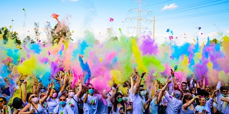 Holi Farbrausch Festival Hannover-Wedemark 2021 Tickets