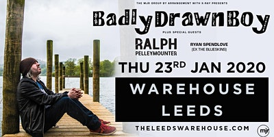 Badly Drawn Boy (The Warehouse, Leeds)