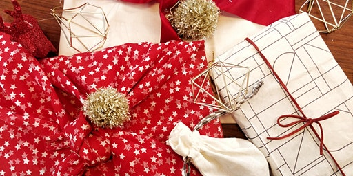 Funky Christmas: Sustainable Gift Wrapping