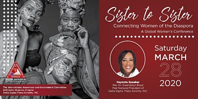 Sister to Sister: Connecting Women of the Diaspora