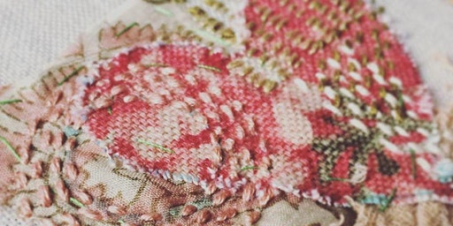 Slow Stitching Evening