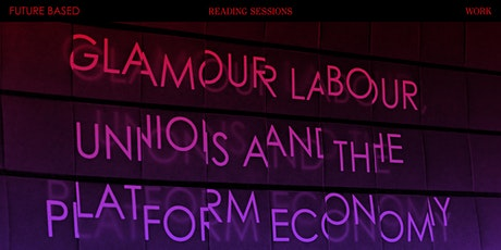 Reading Session on algorithmic (in)equality: #3 WORK tickets
