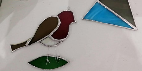 Copper Foil Glass Workshop with Emerald Dunne tickets