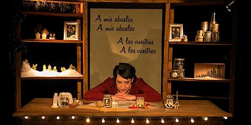 CONSERVANDO MEMORIA en el Teatro Rosalía Castro