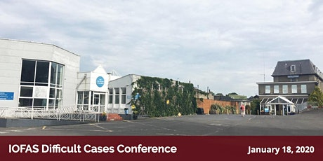 IOFAS Difficult Cases Conference Dinner Tickets tickets