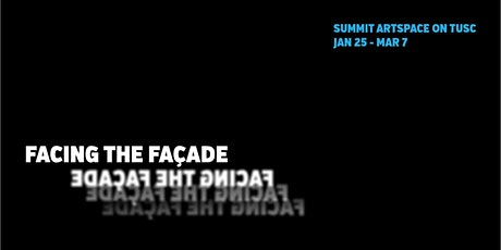 Facing the Façade Exhibit Artist Discussion Panel tickets