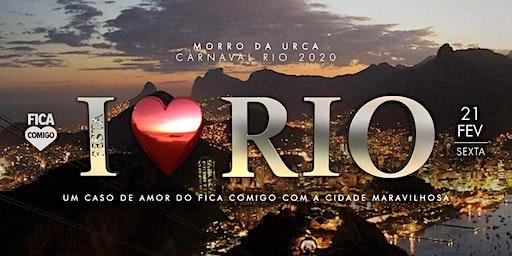 I Love RIO 2020 : by Fica Comigo