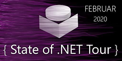 State of .NET Tour - Burghausen