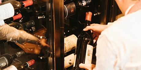 New Years Walk Around Tasting: How to Read a Wine List tickets