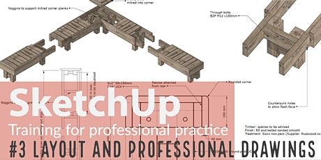SKETCHUP: Professional Documents, Hertfordshire tickets