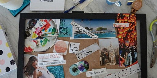 2020 Vision Boards with Shuna