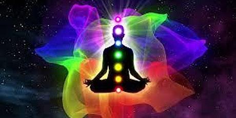 Meditação Chakra Healing ingressos