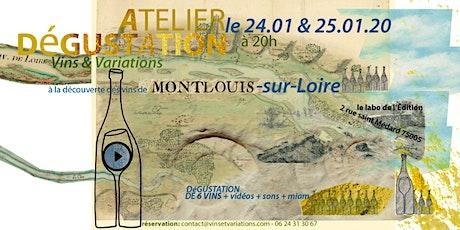 À la découverte des vins Montlouis-sur-Loire billets