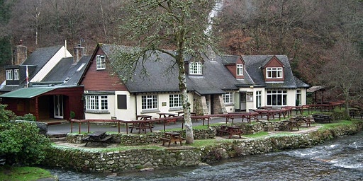 Pi Singles 30s and 40s Sunday Lunch and Winter Walk at Fingle Bridge