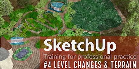 SKETCHUP: Levels & Terrains, Hampshire tickets