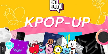 K Pop-Up store event tickets