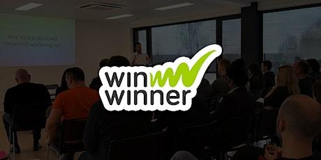 Hoe kan ik mijn onderneming succesvol financieren?- Gent- WinWinner tickets
