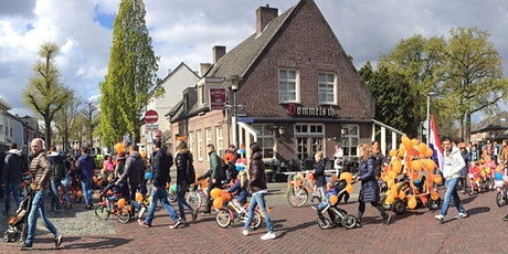 Oranje markt - Koningsdag 2020 - Nuenen tickets