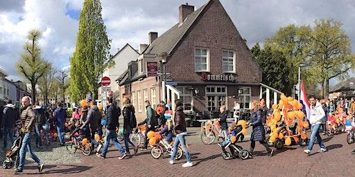 Oranje markt - Koningsdag 2020 - Nuenen