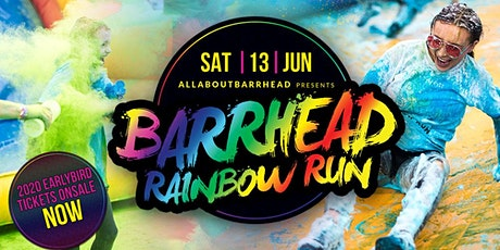 Barrhead Rainbow Run 2020 tickets
