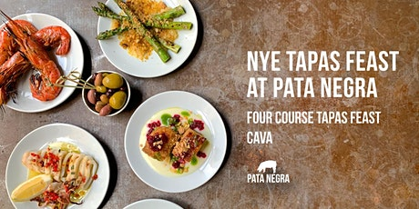 Pata Negra's New Years Eve Tapas Feast tickets