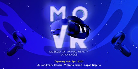 Experience VR tickets
