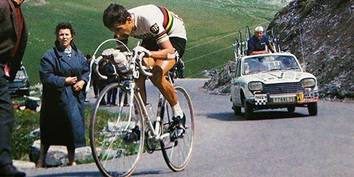 Britain's first professional road race champion: A talk by Chris Sidwells