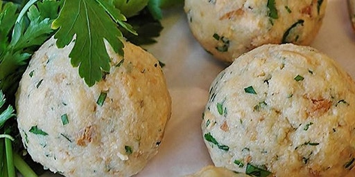 Lunch 'n' Learn: Easy Chicken & Herbed Dumplings