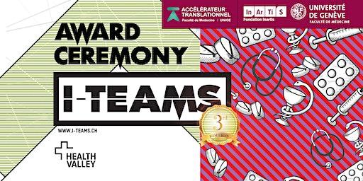 Award Ceremony Iteams Fall 2019