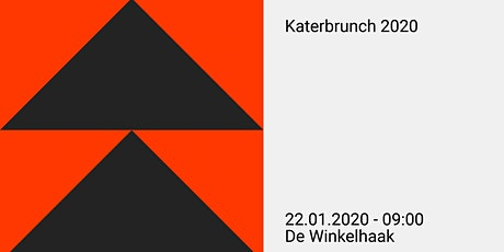 Katerbrunch 2020 tickets