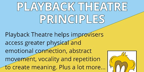 Playback Theatre Principles tickets