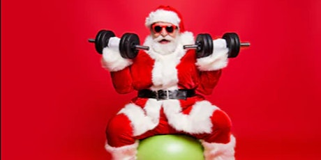 Women's Only Weightlifting Christmas Workout tickets