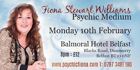 Psychic Night in Belfast tickets