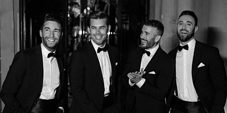 An evening with The Overtones tickets