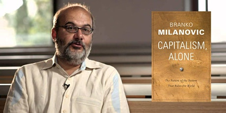 "Predstavitev knjige, Branko Milanović: ""Capitalism, Alone"" tickets"