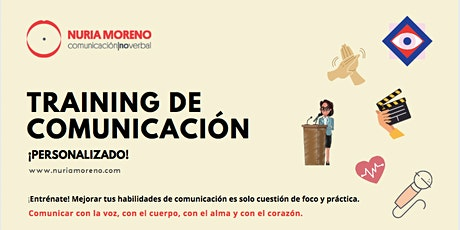Training de comunicación personalizado entradas