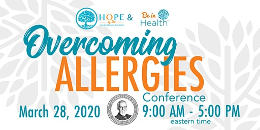 Overcoming Allergies Conference