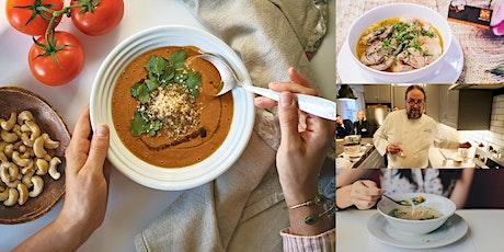 Winter Soup Demo & Tasting with GingerBread Lane Chef Jon Lovitch tickets