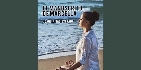 PRESENTACIÓN LIBRO «EL MANUSCRITO DE MARCELLA», DE JOAQUÍN SAG ESTRADA entradas