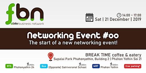 Folido Business Network (FBN); Entrepreneurs connected
