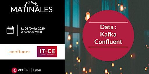 Matinale Data : Kafka / Confluent