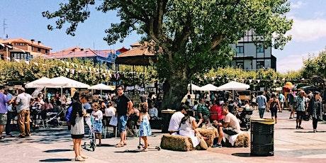 Van Sobre Ruedas - festival gastronómico de foodtrucks entradas
