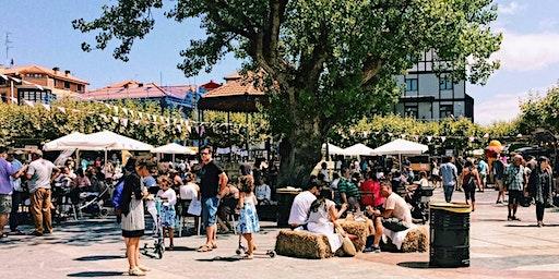 Van Sobre Ruedas - festival gastronómico de foodtrucks