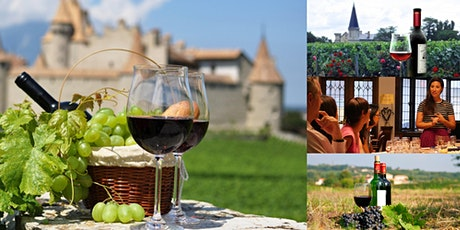 Tasting the Wines of France: Bordeaux, Burgundy, & Beyond tickets