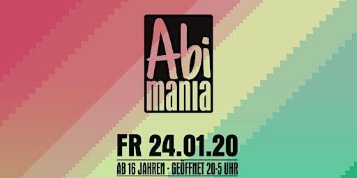 Abi-Mania Party | ab 16 J.
