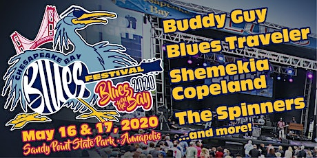 Chesapeake Bay Blues Festival tickets