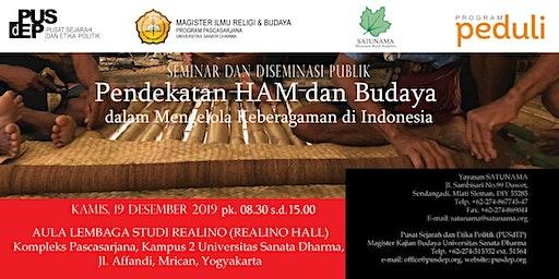 Pendekatan HAM dan Budaya dalam Mengelola Keberagaman di Indonesia